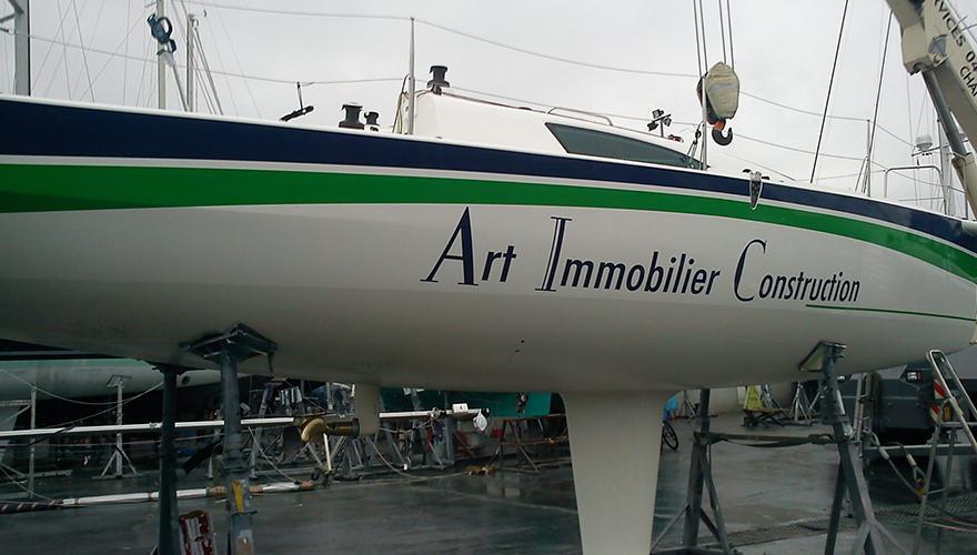 decoration bateau